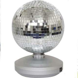 Mirror Ball with 4 Coloured Filters