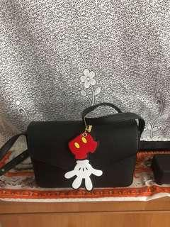 🚚 Disney Mickey Sling Bag - Disney Grace Gift