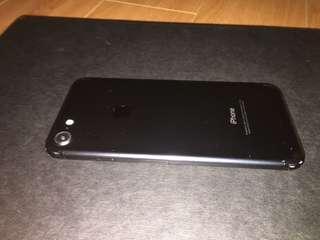 Black Apple Iphone 7 32gb