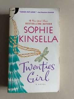 Novel Sophie Kinsella Twenties Girl