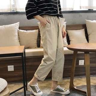 Korean Vintage Pants
