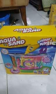 Magic sand
