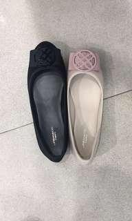 Urban & co/ urban n co/ zura flatshoes pink nude size 36