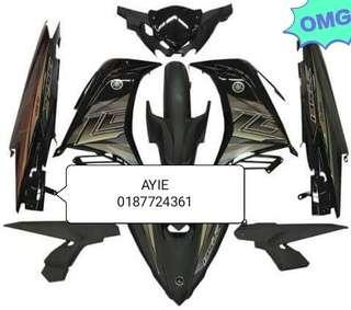 COVERSET LC135 V4