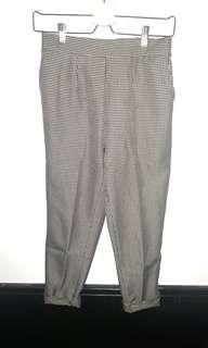 Plaid Pant/ Celana Kotak-kotak