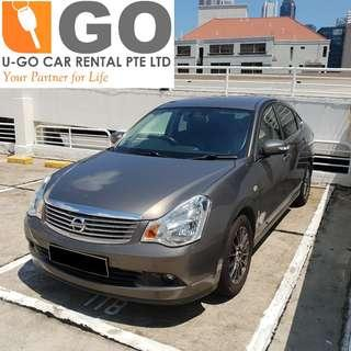 NISSAN SYLPHY 1.5 Auto FOR RENT/ GRAB / RYDE / PERSONAL USEAGE
