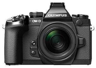 Olympus omd EM1 body only
