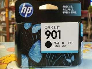 HP 901 Office jet ink-Black-惠普901嘖墨盒-黑色