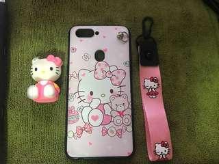 Oppo R11S hello kitty case