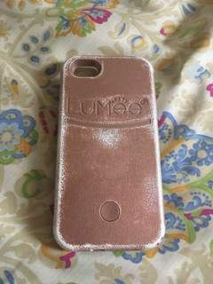Lumee Case for iPhone 5 or SE