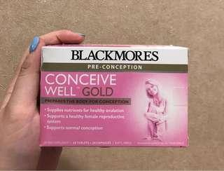 Blackmore's Conceive Well