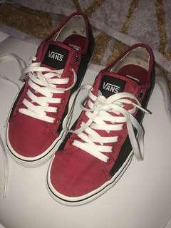 Ladies vans size 7