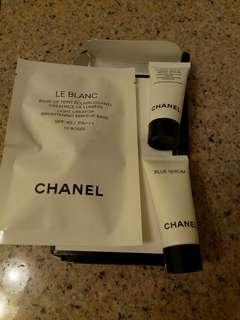全新Chanel試用裝