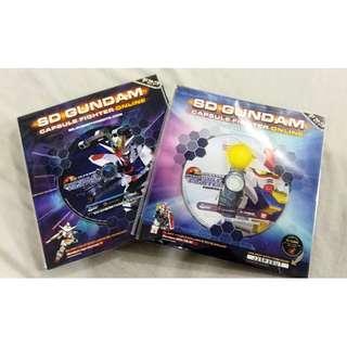 SD GUNDAM Limited Edition Gaming Installer (Collectors Item)