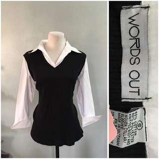Medium - large polo blouse 50 pesos only!