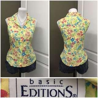 Small-medium polo blouse 50 pesos only!