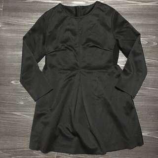 🚚 黑色洋裝 網紗 洋裝