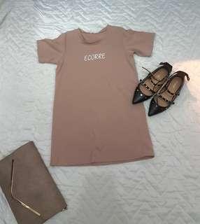 Ecore mini dress frm korea
