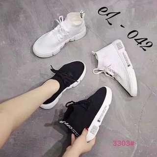 Sepatu wanita fashion korean