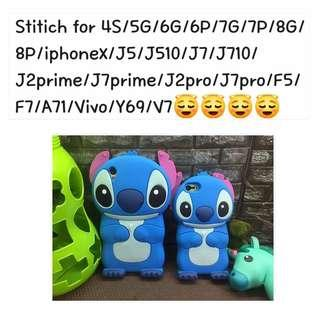 CHARACTER SILICON CASES