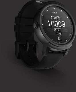 Tic watch e midnight shadow