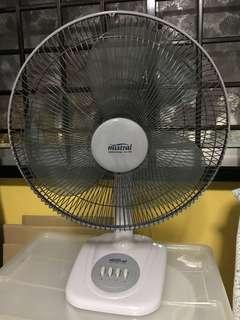 "Mistral 16"" Table Fan"