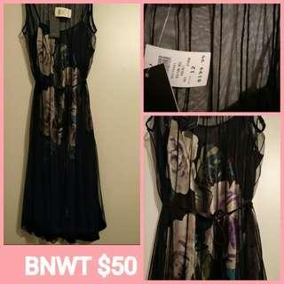 Gorgeous Liz Jordan dress size 12, BNWT Rrp $199.95