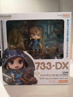 Nendoroid Link Breath of the Wild Deluxe Edition