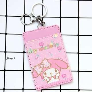 🚚 Cute cartoon card holder Design 1 to Design 4