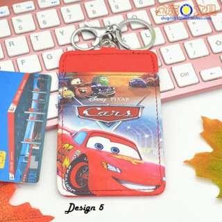 🚚 Cartoon PU Card holder Design 5 to Design 8