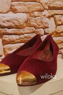 Sepatu Wedges Bata