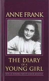 EBOOK The Diary of a Young Girl  by Anne Frank