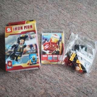 Marvel Iron Man SY185 Figure