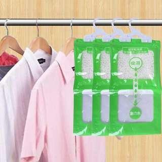 🚚 衣櫃防潮除濕包