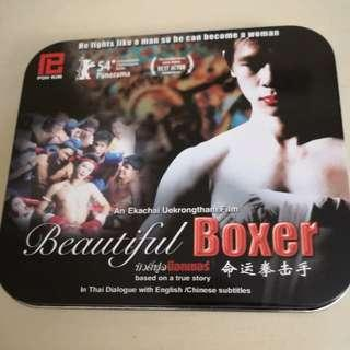 Vcd Thai moive beautiful boxer