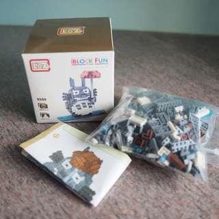 Loz iBlock Fun Totoro 龍貓 Lego Figure