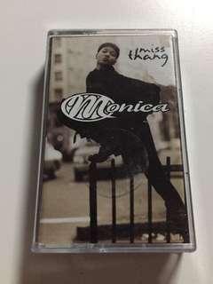 Monica - Miss Thang (Cassette)