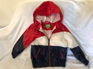 Bossini Rain Jacket size100 (3-4Y) waterproof