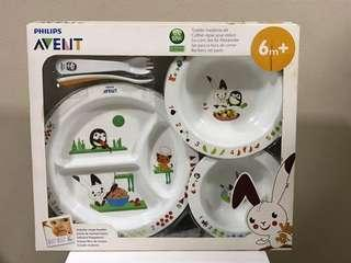 Philips Advent Toddler Mealtime Set