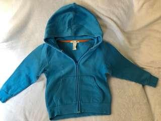 H&M fleece Jacket US4-6Y