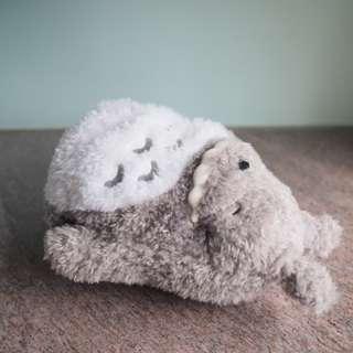 日本 Donguri Republic 橡子共和國 宮崎駿 Totoro 龍貓 睡覺 公仔