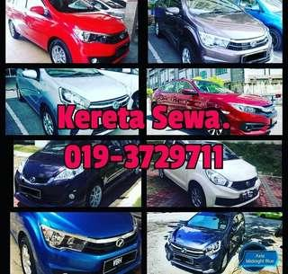 Perodua for rent