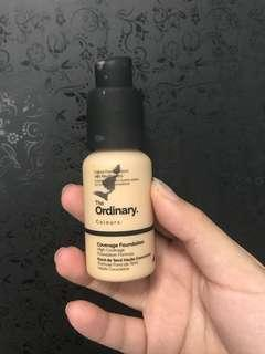 The Ordinary Co. Coverage Foundation 1.2YG