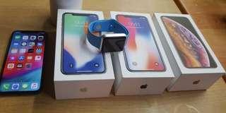 PO iphone XS dan X