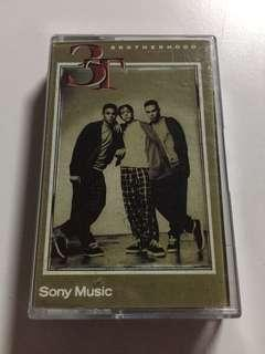 3T - Brotherhood (Cassette)
