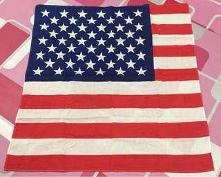USA flag Handkerchief