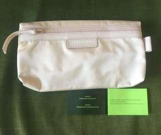 Brand new authentic longchamp pouch