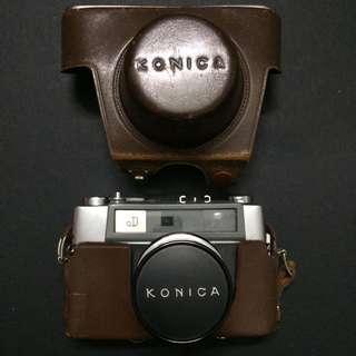 Vintage Konica J