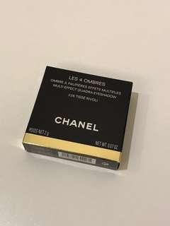 Chanel Eyeshadow 4 色