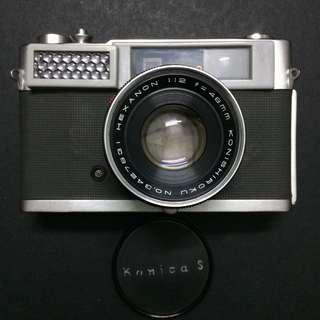 Vintage Konica S